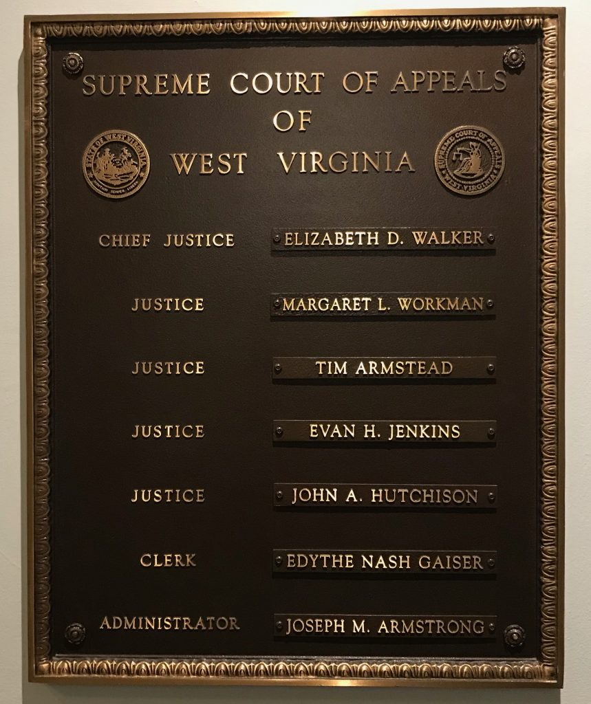 WV Justices